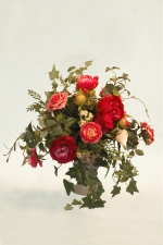 Artificial Silk Flower Arrangements