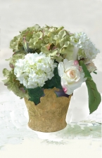 Beth - Artificial Flower Arrangement