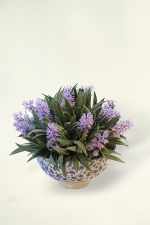 Gina - artificial lavender - Artificial Flower Arrangement