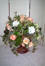 Iona (One off arrangement) - Artificial Flower Arrangement