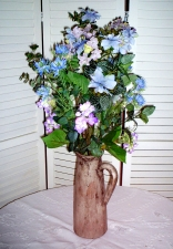 Nadine (Only one) - Artificial Flower Arrangement