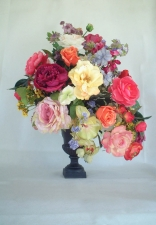 Hermione ( one off arrangement) - Artificial Flower Arrangement