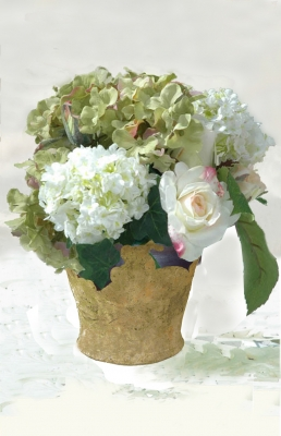 Beth Artificial Flower Arrangement