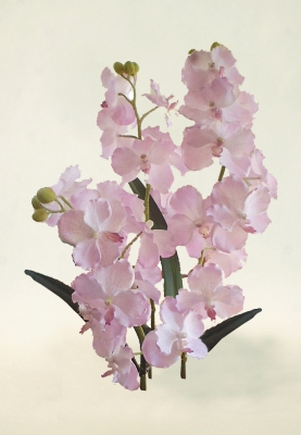 Orchid Vanda 3 Artificial Flower Arrangement