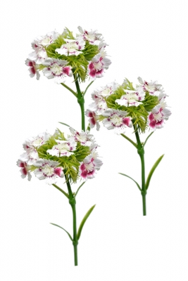 Sweet William 3 Artificial Flower Arrangement