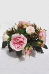 Clea - Artificial roses - Silk Flowers Artificial Flower Arrangement