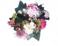 Tania - Silk Flowers Artificial Flower Arrangement